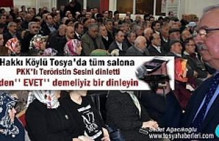 HAKKI KÖYLÜ TOSYA'DA PKK'LI TERÖRİSTİN...