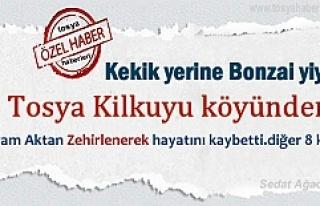 Tosya Kilkuyulu Bayram Akdana Kekik sanıp mangalda...