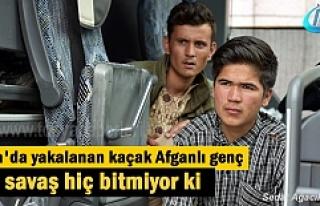 Tosya'da 67 Kaçak Afgan Mülteci Yakalandı
