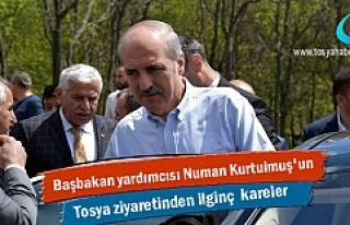 Başbakan Yardımcısı Numan Kurtulmuş'un Tosya...