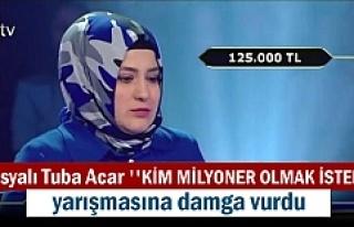 ''KİM MİLYONER OLMAK İSTER''...
