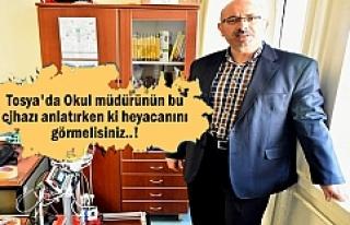 Mesleki ve Teknik Anadolu Lisesi öğrencileri tarafından...