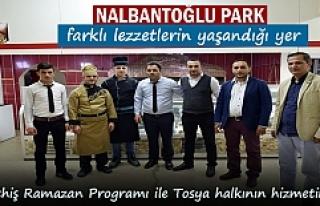 Nalbantoğlu Park Tesisleri ''Farklı Lezzetlerin...