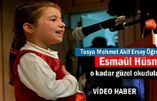 Tosya'da 40 Hadis ve Şiir Okuma Yarışması...