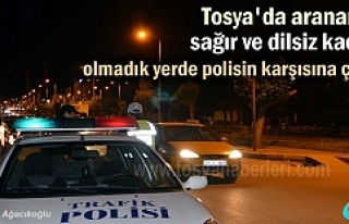 Dün gece Tosya'da kaybolan sağır ve dilsiz...