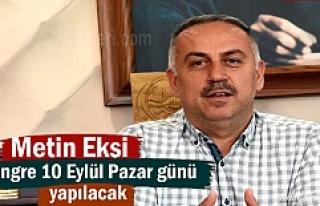 AK PARTİ TOSYA İLÇE KONGRESİ 10 EYLÜL 2017 PAZAR...