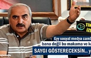 Tosya Belediye Başkanı Kazım Şahin'den önemli...