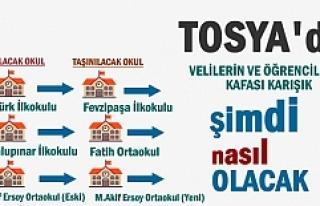 Tosya'da 2017-2018i Eğitim Öğretim Öncesi...
