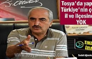 Tosya'daki bu sistem Türkiye'de çoğu...