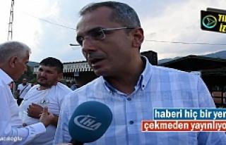 TOSYA KAYMAKAMI DENİZ PİŞKİN'DEN FESTİVAL...