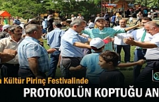 Tosya Kültür ve Pirinç Festivali Sünnet Şöleni...