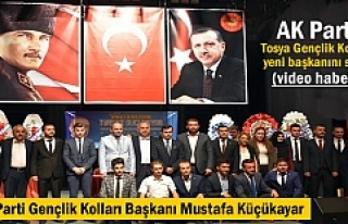 AK Parti Tosya Gençlik Kolları 5.Olağan Kongresi...