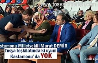 Murat Demir'den Ak PArti Tosya Kongresinde teşkilatlara...