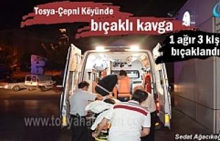 Tosya- Çepni Köyünde Kooperatif kavgası kanlı...