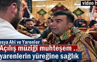 Tosya Ahi ve Yaren Derneği 2017-2018 yılı Yaren...