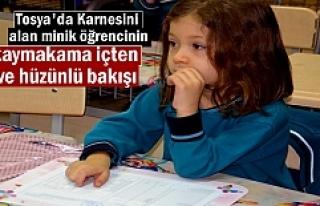 Tosya'da 6.350 öğrenci için Yarıyıl Tatili...