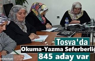 Tosya'da Okuma-Yazmayı Öğrenen 5 kişi Umre'ye...