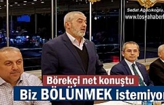 TOSYA MARANGOZ ESNAFI ORGANİZE SANAYİ KONUSUNDA...