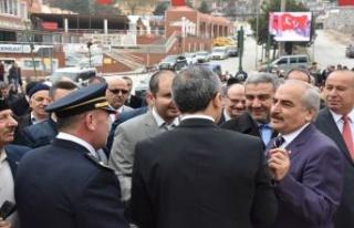 18 Mart Çanakkale Şehitleri anma gününde Gazi...