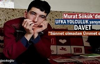 Murat Sökük '' Ufka Yolculuk''yarışmasında...