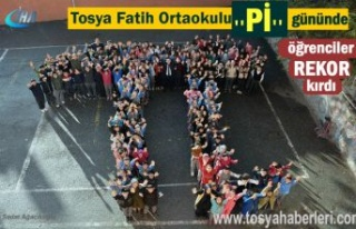 Tosya Fatih Ortaokulu ''Pİ''...