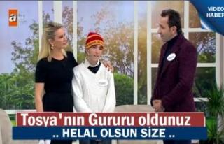 TOSYALI MURAT SÖKÜK ATV TELEVİZYONUNDA ESRA EROL'UN...
