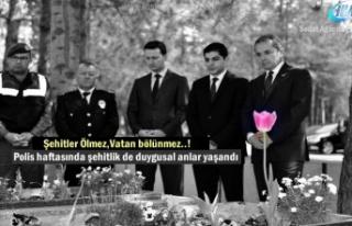 Polis Haftası Tosya'da çeşitli etkinliklerle...
