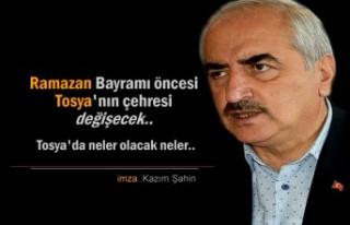 Belediye Başkanı Bayram öncesi Tosya'nın...