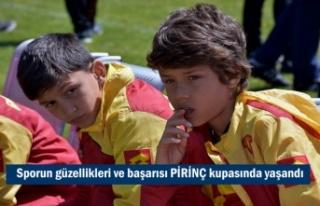 Tosya Pirinç Kupasında Altınorduspor Şampiyon...