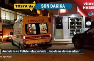 Tosya'da Son Dakika Ölüm Olayı
