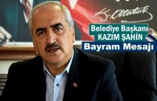 Tosya Belediye Başkanı Kazım Şahin Ramazan Bayramı...