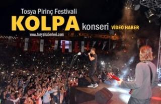 Tosya Festivali Kolpa Konseri