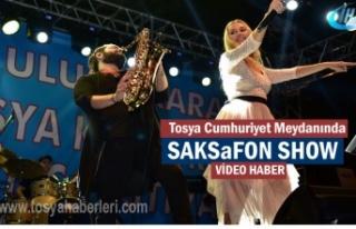 Tosya Pirinç Festivali Konser