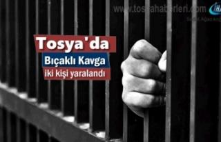 Tosya'da Bıçaklı Kavga