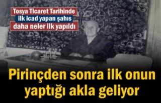 Tosya'da İlk İcad Ne Zaman Yapıldı ve İlk...