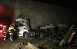 Tosya Organize Sanayi Trafik kazası