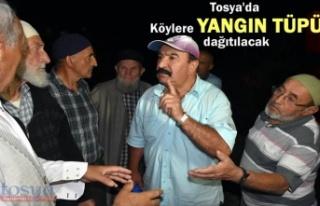 Tosya'da Köy Muhtarları Dikkat ''...