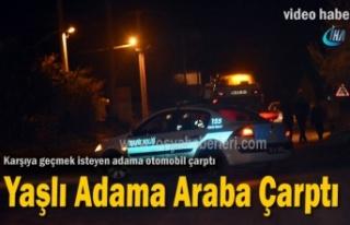 Tosya'da Otomobilin Çarptığı Yaşlı Adam Ağır...