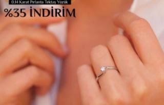 Ariş Pırlanta'da Yılın En Büyük Mücevher...
