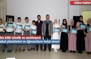 Öğrencilerin Klipi Sosyal Medyada İzlenme Rekoru...