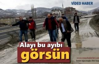 Suluca Köyü ve Sanayici Esnafı Yetkilileri Yol...