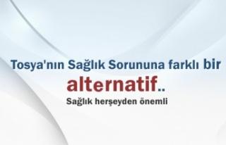 Tosya'da Yaşanan Sağlık Sorunlarına Farklı...