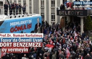 AK Parti Genel Başkan Vekili Prof.Dr Numan Kurtulmuş...