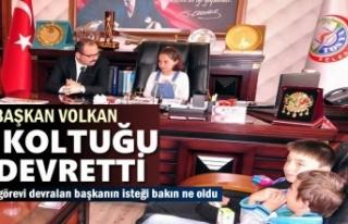 23 Nisan'da Tosya Belediye Başkanlığı Koltuğuna...