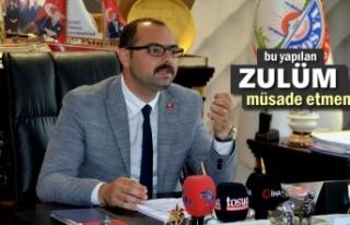 Tosya'da Ekmek Zulmüne Son Vereceğim