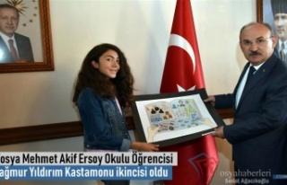 Tosya Mehmet Akif Ersoy Ortaokul Öğrencisi Kastamonu...