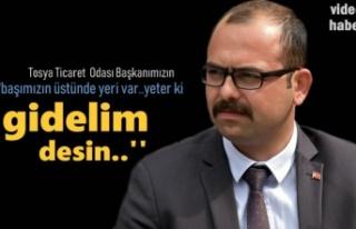 Belediye Başkanı Volkan Kavaklıgil'den Ticaret...
