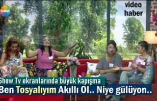 Show Tv'de yayınlanan ''Damat Bayıldı''Programına...