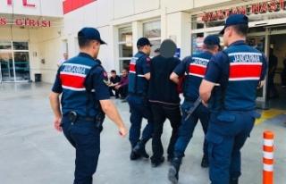 Tosya da iki cezaevi firarisi yakalandı