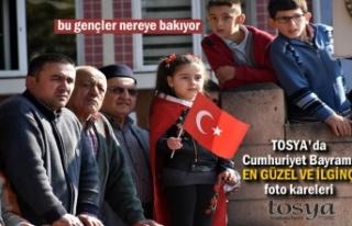 Tosya'da Cumhuriyet Bayramı Törenleri Foto...